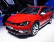 Paris motor show 2014 Volkswagen Golf Alltrack (2)