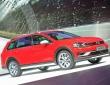Paris motor show 2014 Volkswagen Golf Alltrack (7)