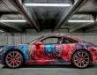 Porsche 911 car art (3)