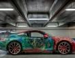 Porsche 911 car art (4)