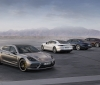 Porsche presented new version of the Panamera (1)