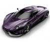 Purple Koenigsegg Regera, paying tribute to Prince (1)