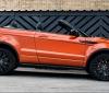 Range Rover Evoque Convertible by Kahn Design (2)
