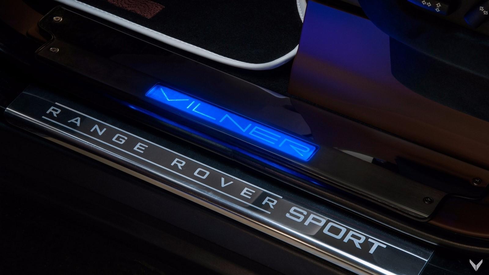 Range Rover Sport by Vilner (2)