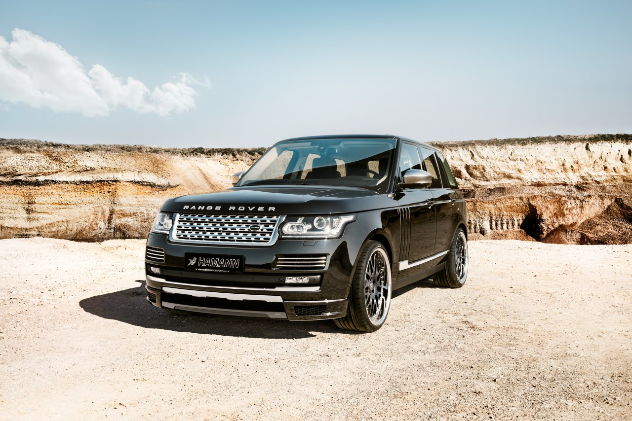Range Rover Vogue by Hamann (1)