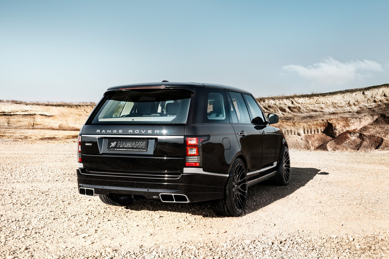 Range Rover Vogue by Hamann (2)