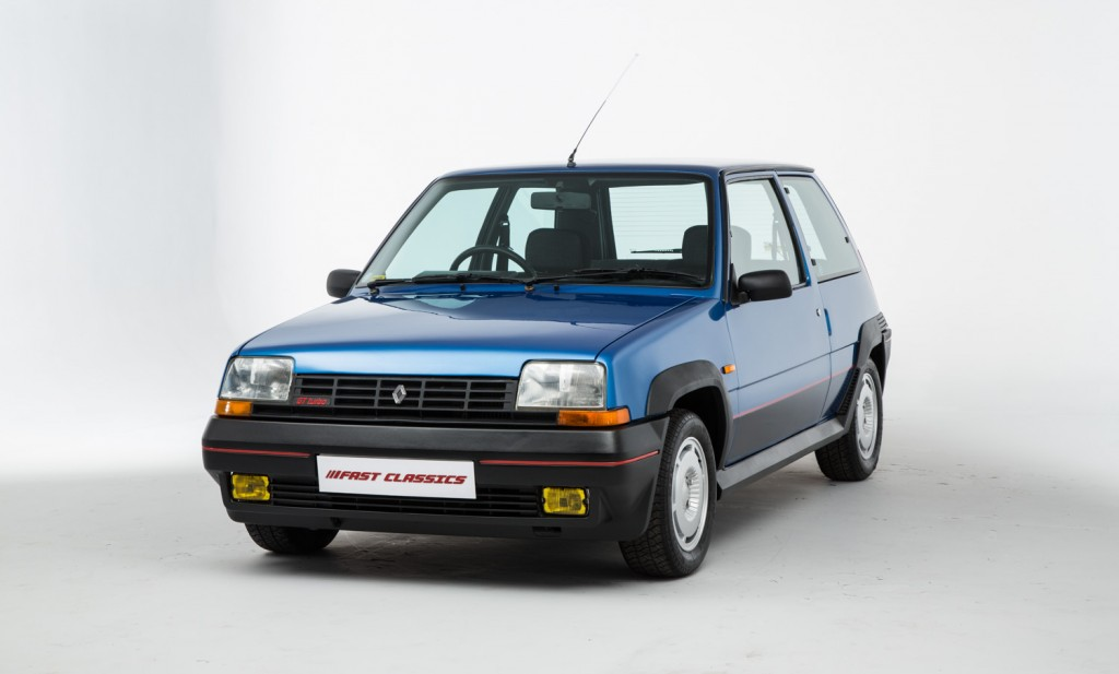 Renault 5 GT Turbo for sale (1)