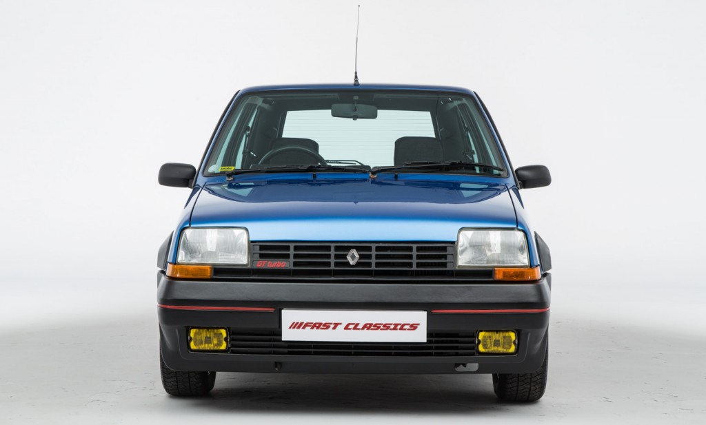 Renault 5 GT Turbo for sale (2)