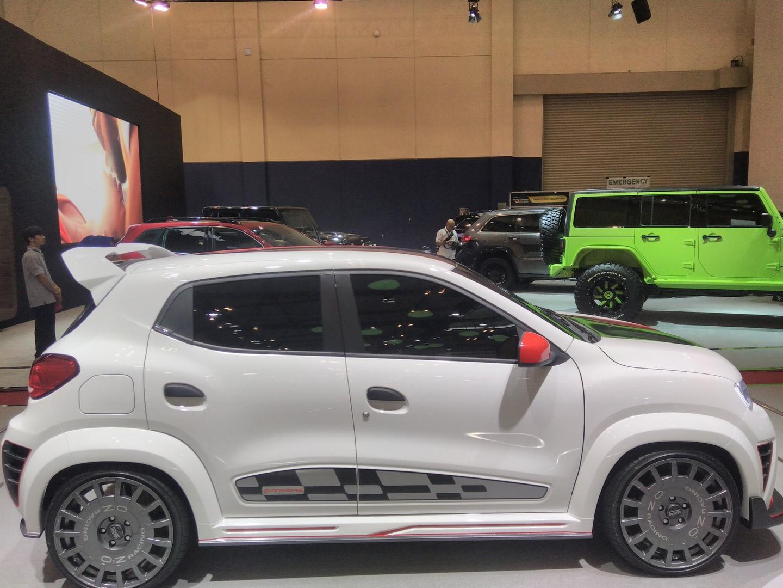 Renault Kwid Extreme Concept - Vehiclejar Blog