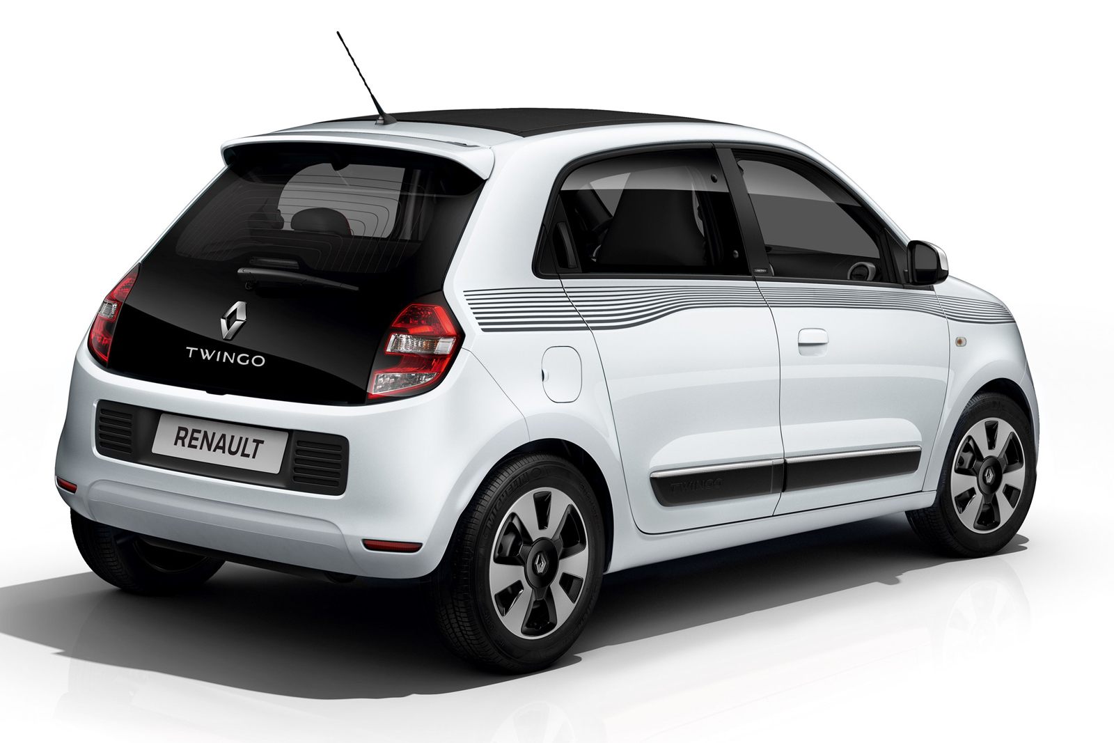 renault twingo limited. Black Bedroom Furniture Sets. Home Design Ideas