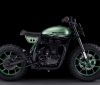 Royal Enfield Green Fly (2)