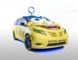 Sponge Bob Toyota Sienna (1)
