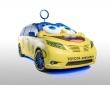 Sponge Bob Toyota Sienna (3)