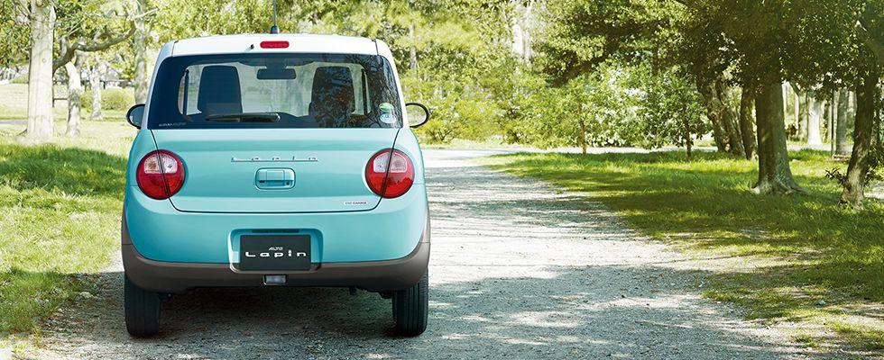 Suzuki alto lapin 2015 for Alto car decoration