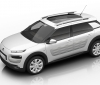 The Citroen Cactus gets a new special edition and a 6-speed transmission (1)
