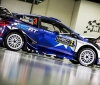 The livery of this year's Ford Fiesta WRC (2)