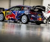 The livery of this year's Ford Fiesta WRC (3)