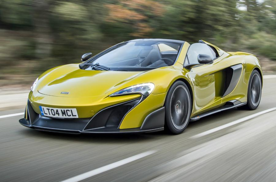 The McLaren 675LT has been sold out (1)