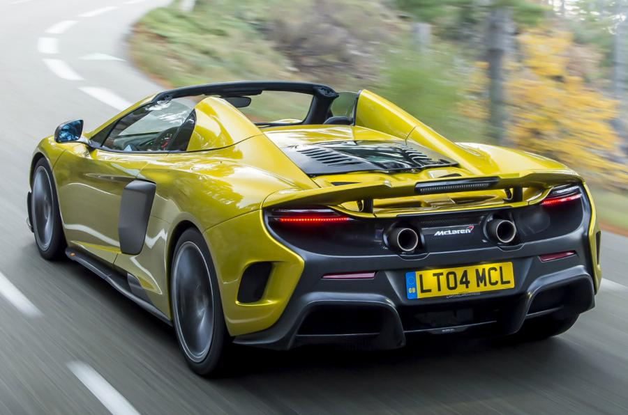 The McLaren 675LT has been sold out (2)