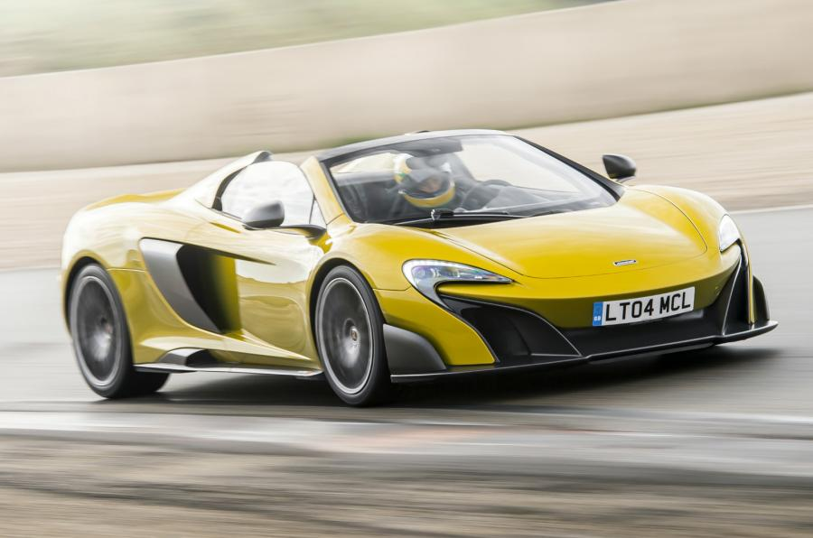 The McLaren 675LT has been sold out (3)