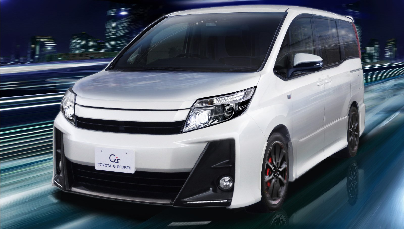 Toyota Noah G's and Voxy G's concepts - Vehiclejar Blog
