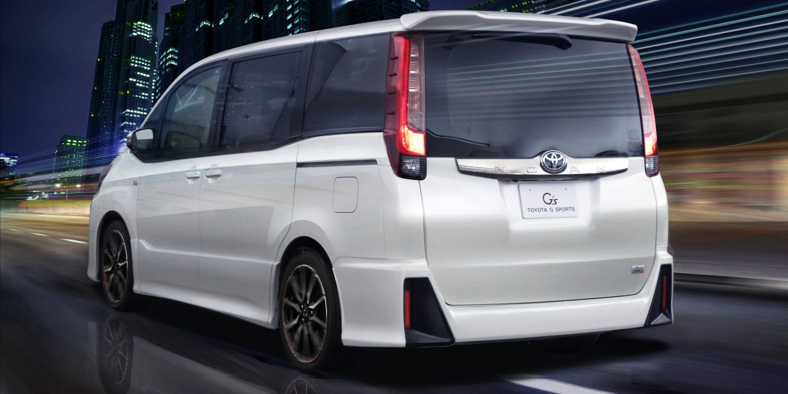 Toyota Noah G S And Voxy G S Concepts Vehiclejar Blog