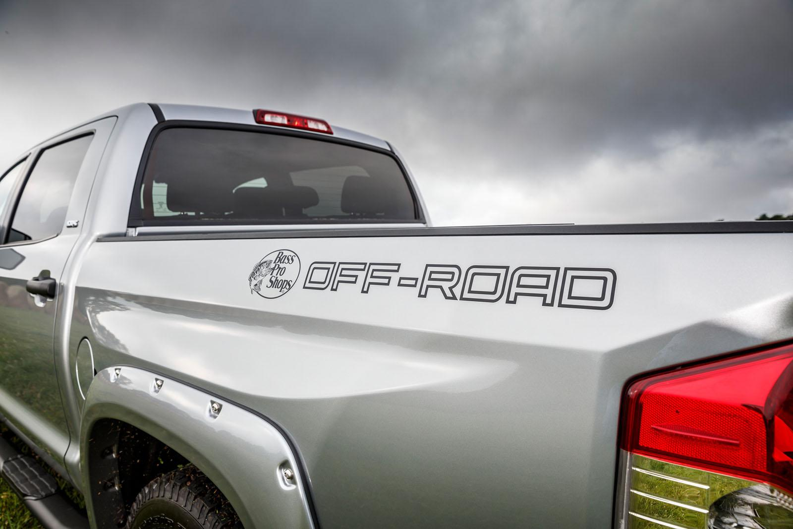 Toyota Tundra Bass Pro Shops Off Road Edition 2015