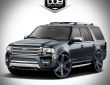 Tuned Ford Expeditions heading to SEMA (3)