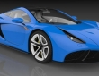 Ukrainian company is building its own supercar (1)