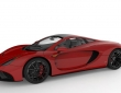 Ukrainian company is building its own supercar (4)
