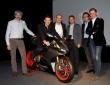 Volkswagen gifts a Ducati 1199 Panigale S Senna to Sebastien Ogier (1)