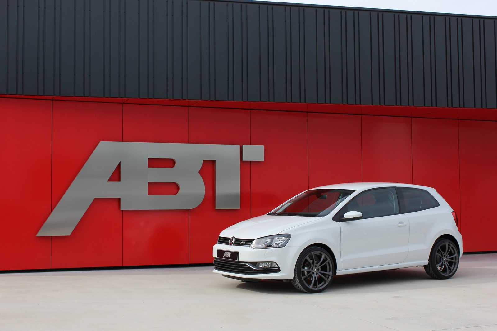 volkswagen polo gti by abt. Black Bedroom Furniture Sets. Home Design Ideas