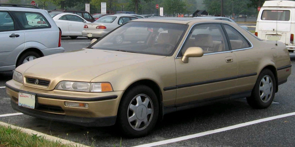 1991 Acura Legend Coupe L Specifications