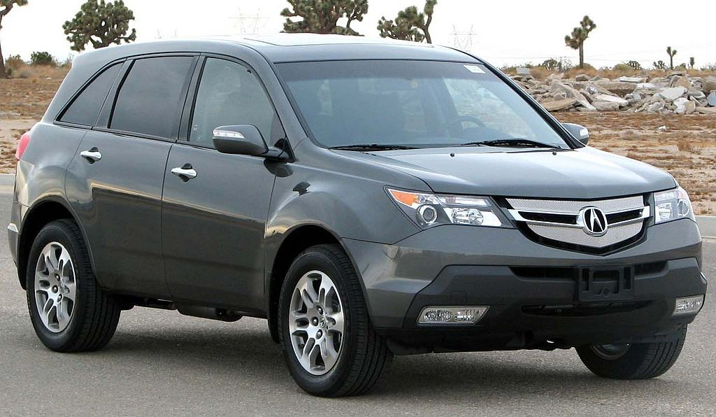 2007 Acura MDX Specifications