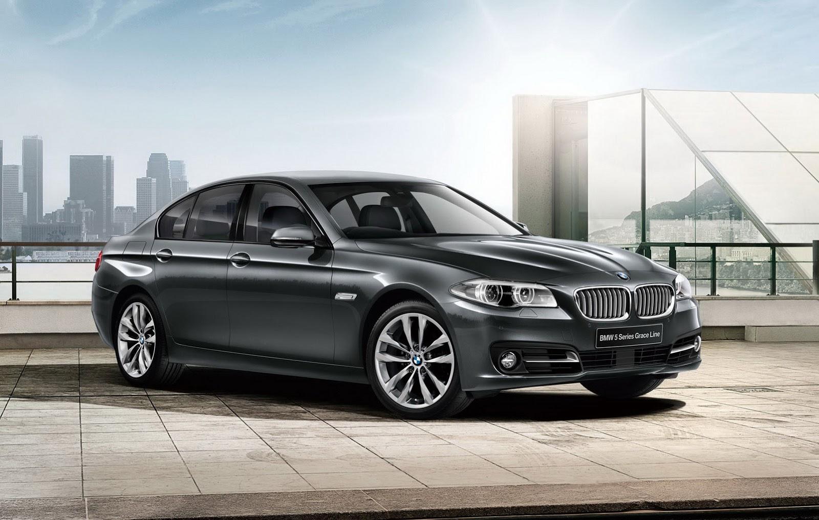 BMW 5-Series Grace Line edition