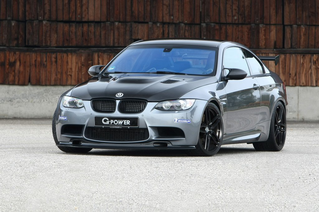 BMW M3 RS E9X by G-Power