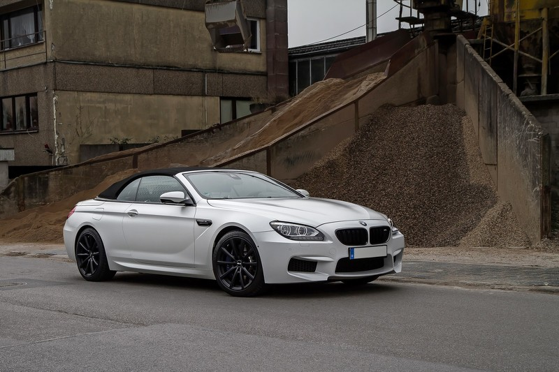 BMW M6 Convertible by Noelle Motors