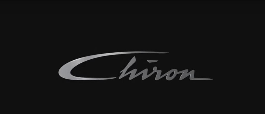 Bugatti teases the Chiron
