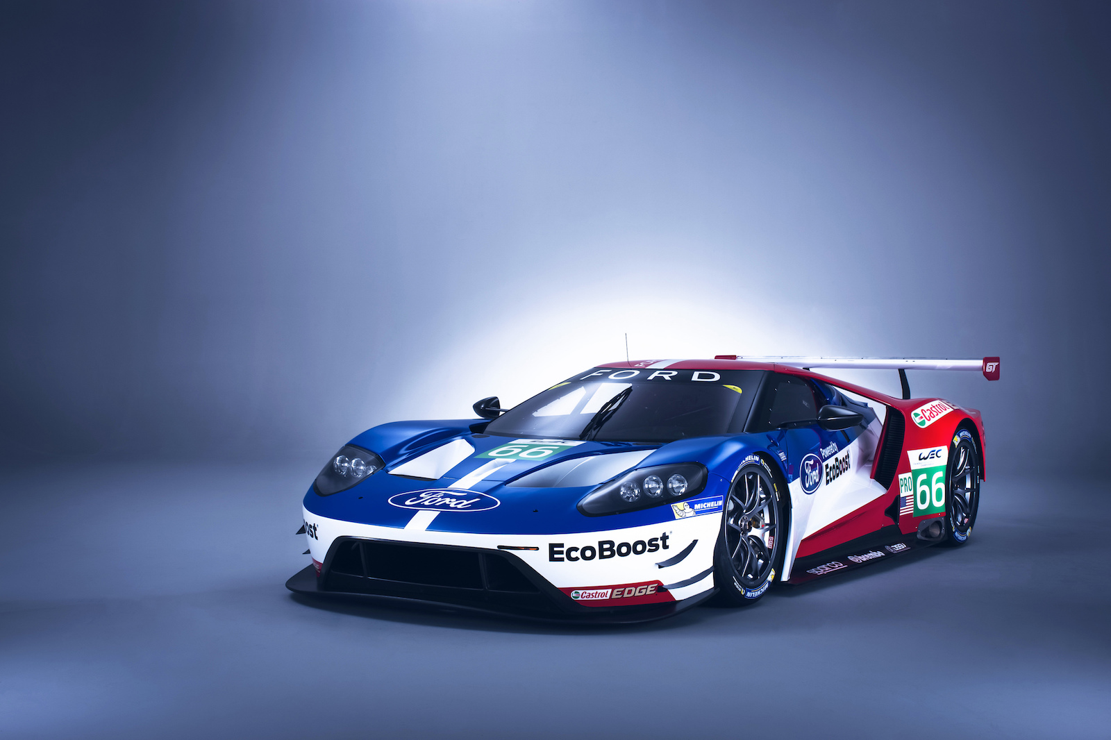 Ford announced its drivers for Le Mans and WEC
