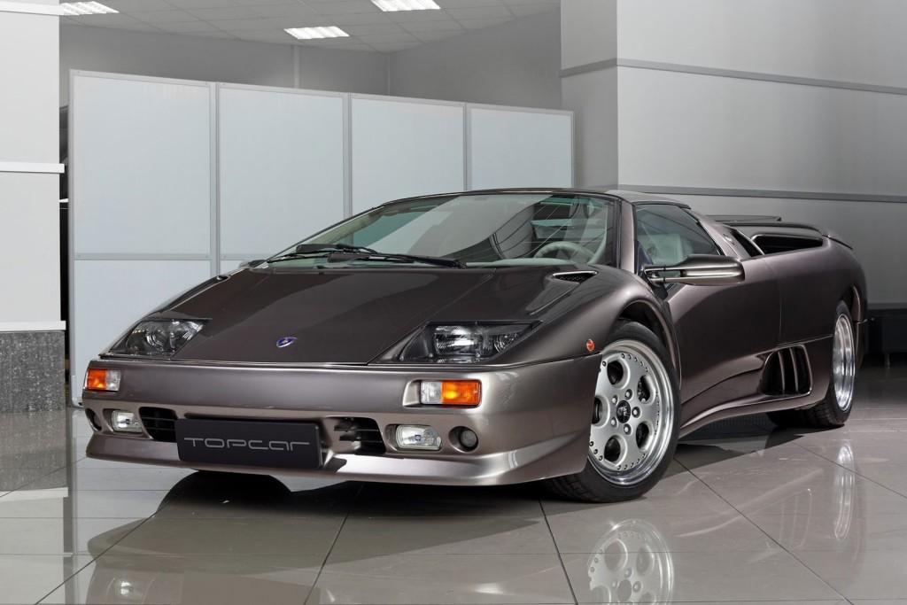 Lamborghini Diablo VT Roadster By TopCar Vehiclejar Blog