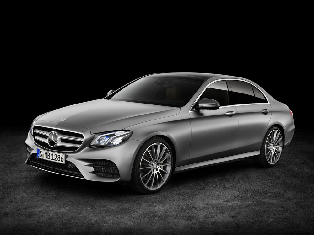 Leaked photos and info of the new Mercedes E-Class