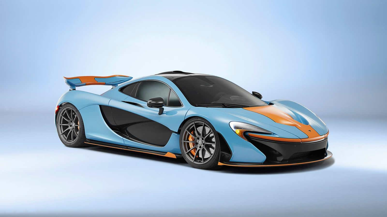 McLaren is recalling 122 P1
