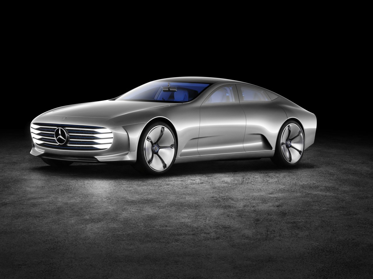 Mercedes is preparing a new platform for their future electric cars