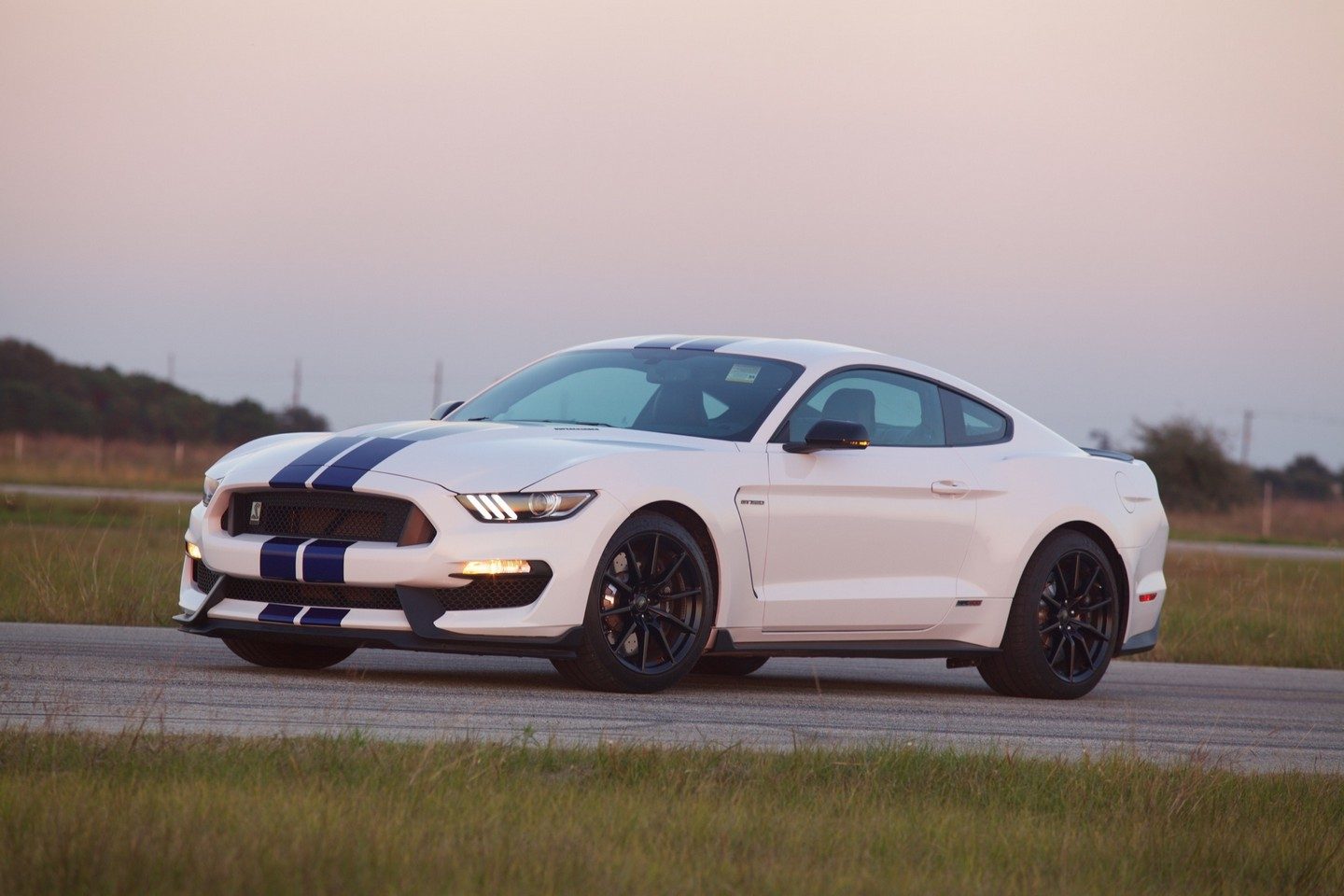 Mustang Shelby GT350 by Hennessey