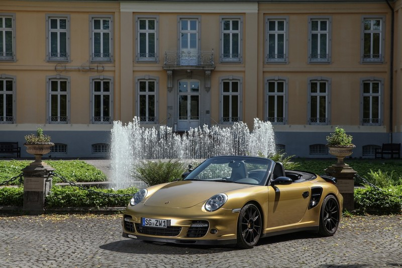 Porsche 911 Turbo by Wimmer