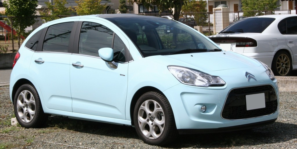 Rumors Citroen will release the new C3 at the end of 2016