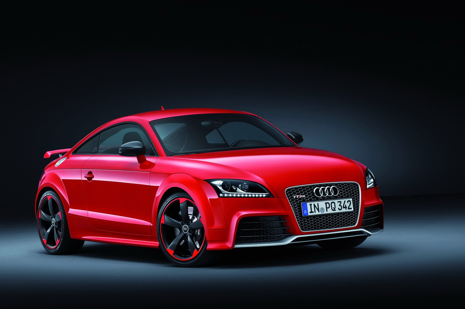 Rumors The new Audi TT RS will produce 400 hp and it will be presented in Geneva