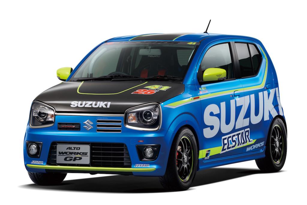 Suzuki's Concepts for the Tokyo Auto Salon