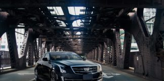 Cadillac ATS Luxury Sport Edition