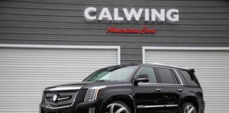 Cadillac Escalade by Calwing
